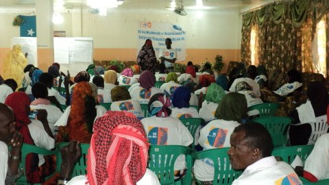 capacity building for agents of change