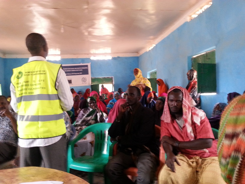 GBV Open Forum for Mudug